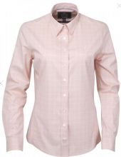 TOGGI JOCELYN BLUSH CHECK  LADIES SHIRT - RRP £55.00